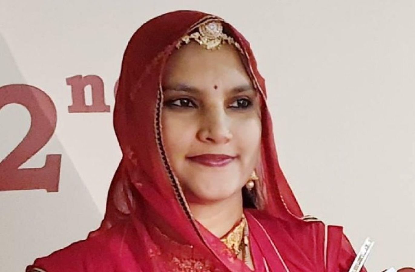 Ruma Devi: India's award-winning rural fashion designer who has made 22,000 women self-dependent