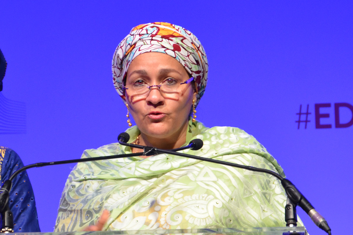 Amina Mohammed: The woman who understands the pulse of the world