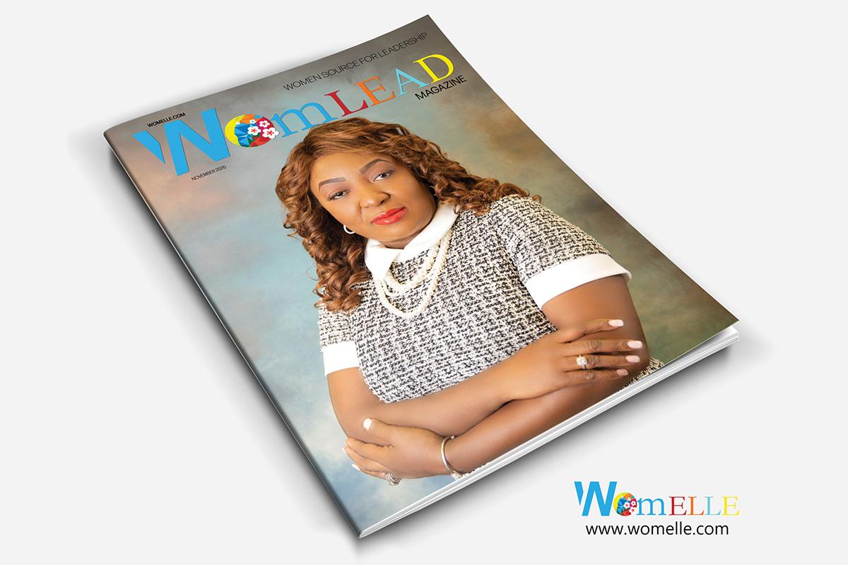 WomLEAD Magazine Third Anniversary WomELLE