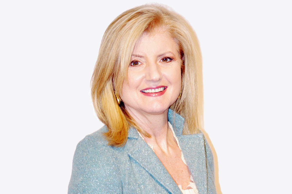 How to Beat the Pandemic Blues and be Our Productive Best Once Again? Arianna Huffington of Thrive Global has the Answers